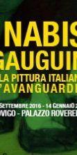 I Nabis Gauguin e la pittura italiana d'avanguardia