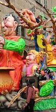 Carnevale di Castelnovo di Sotto 2016