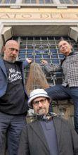 Barbecue: in scena il trio de Maglio-Mezzelani-Somaglino