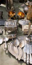 Mercatino antiquario di Novara