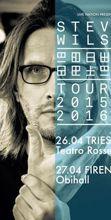 Steven Wilson torna a grande richiesta in Italia