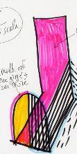 La nuova mostra di Daniel Buren al Museo Madre