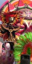 Carnevale dei Ragazzi di Sant'Eraclio di Foligno 2016