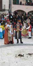 Carnevale Storico: I Mesi dell'Anno a Rodi Milici