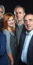 Silvio Orlando e Marina Massironi in scena con 'La scuola'