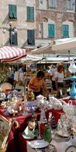 Caruggio Drito, l'antiquariato a Chiavari