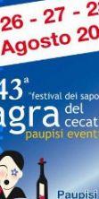 Sagra del Cecatiello - Festival dei Sapori
