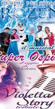 Frozen Tribute + Violetta Story