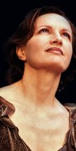Maddalena Crippa a teatro con Penelope (Canto XXIII)