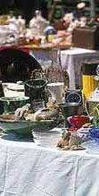 Mercatino d'antiquariato e mercato dell'Incanto