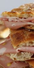 Antica Tradizione Pizz Fritt e Mortadella