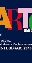 Arte Genova - Mostra Mercato dedicata all'Arte Moderna e Contemporanea
