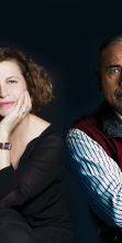 Anna Galiena e Enzo Decaro in 'Diamoci del tu'