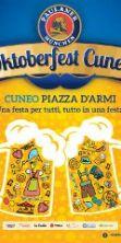 Oktoberfest Cuneo, la Baviera in Piazza d'Armi