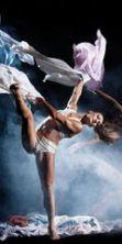 Il nuovissimo spettacolo Eureka di Kataklò Athletic Dance Theatre