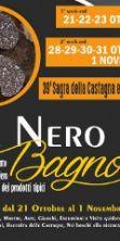 Il Nero di Bagnoli, 39^ Sagra della Castagna e del Tartufo