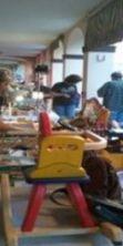 Svuda la canteine, il mercatino delle Bazze