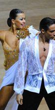 La danza sportiva approda al Mandela forum di Firenze