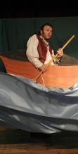 Le avventure di Gulliver, spettacolo per i bambini