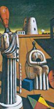 50 opere di Giorgio De Chirico in mostra al Castello di Conversano