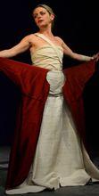 Lucilla Giagnoni in 'Il racconto di Chimera'