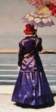 La rosa filo conduttore della personale di Paola Ponzelli