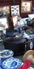 Mercatino del riuso, antiquariato e prodotti tipici