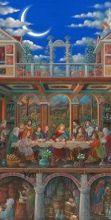 L'ultima cena di Leonardo, versione 2.0, a Villa Burba