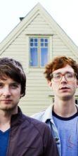 Torna in Italia il duo scandinavo dei Kings of Convenience