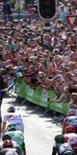 Giro d'Italia, emozioni su due ruote: Pinerolo - Risoul