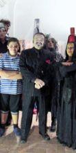 La Famiglia Addams arriva al Castello Odescalchi di Bracciano