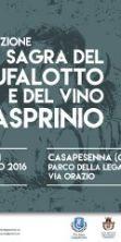 Sagra del bufalotto e del vino asprinio