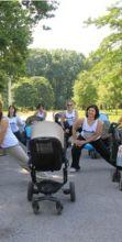 Mamma Fit al Parco delle Cascine di Firenze