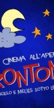 Frontone Cinema all'aperto