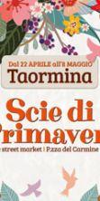 Scie Di Primavera: Handmade Street Market a Taormina