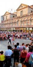 Ferrara Buskers Festival, la festa degli artisti di strada