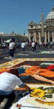 Roma in fiore per i Patroni San Pietro e Paolo