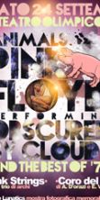 Obscured by Clouds: gli Animals Pinkfloyd portano in scena lo show tributo sui Pink Floyd