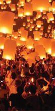 Skylight, il festival delle lanterne torna a illuminare Palermo