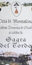 Sagra del tordo a Montalcino