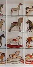 Al Museo del Cavallo Giocattolo si torna bambini