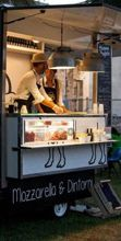 Cibo da strada con Sanremo Street Food Festival