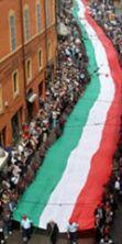 A Bassano sfila il Tricolore da record