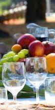 Paesi e paesaggi del gusto e pranzo del rammendo a Caravino