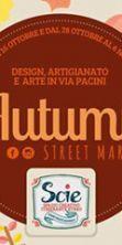 Autumn Street Market a Catania