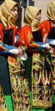 La Festa del Redentore con la spettacolare sfilata