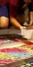 Corpus Domini e i tappeti di segatura colorata