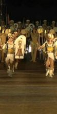 L'Aida in scena all'Arena