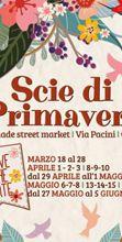 Scie di Primavera: Street Market in Via Pacini