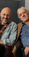 Nicola Pistoia e Paolo Triestino a teatro con 'Muratori'